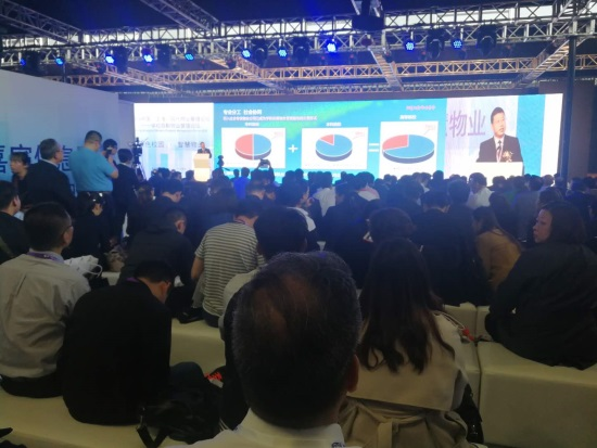 Shanghai International Property and Cleaning Exhibition Sailing Again