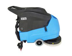 Gadlee GT55 walk-behind scrubber dryer