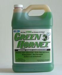 Green Hornet INDUSTRIAL STRENGTH CLEANER/DEGREASER