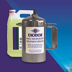 EXODOR  HVAC Deodorizer Treatmen
